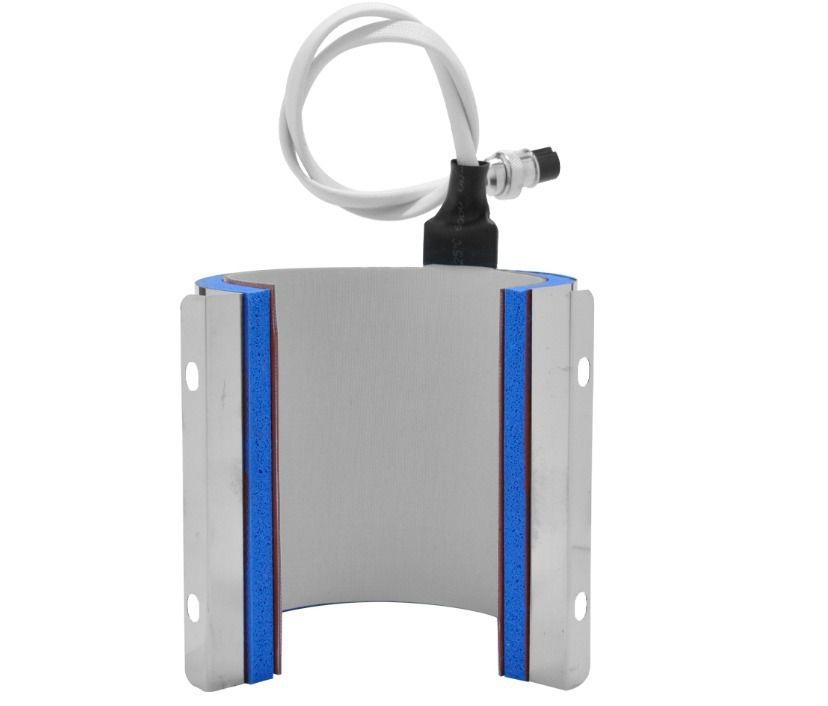 Resistência / Manta Térmica Para Prensa de Caneca Cilíndrica LiveSub® 110V - 11OZ (3164) - 01 Unidade