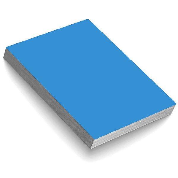 Papel Sublimático Fundo Azul P/Objetos Rigidos e Tecido Poliester A4 110g (Tratado) (MI0027) - 100 Folhas