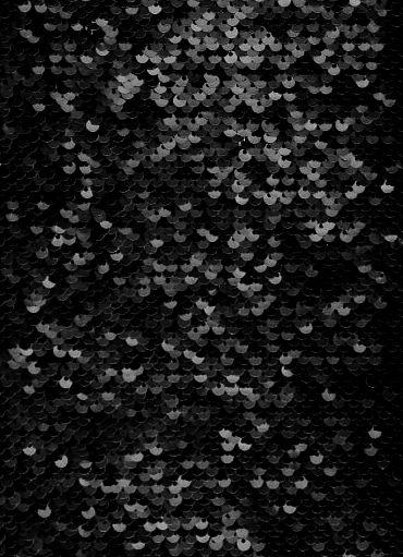 OBM - Aplique de Lantejoulas Dupla Face Retangular 21 X 28cm Preto e Branco Sublimáticos ShopVirtua3000® (2181)