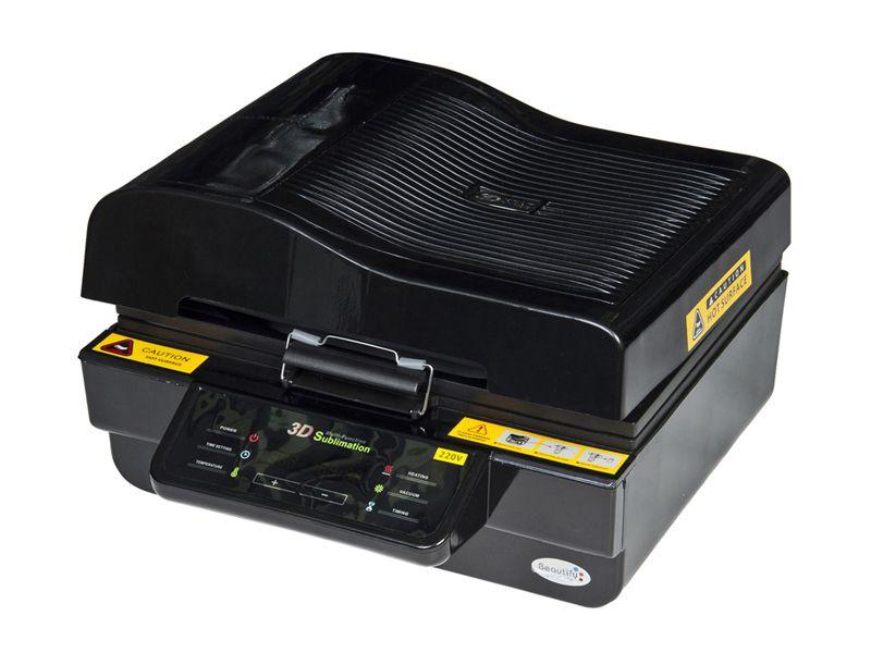 Prensa Térmica 3D Forno à Vácuo 110v ShopVirtua3000® (002161) - 01 Unidade