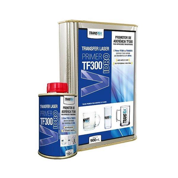 Primer Tf300 Vidro Promotor de Adesão para Transfer Laser 150ml - 01 Unidade