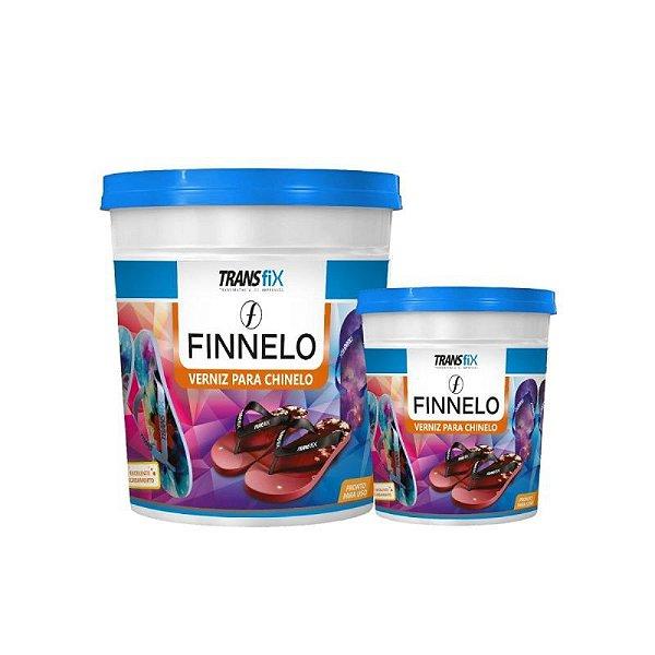 Finnelo Verniz Incolor de Alta Resistência para Proteção de Estampas Aplicadas e Acabamento 225ml  - 01 Unidade