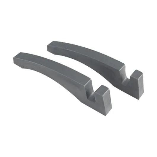 Suporte Prata para Azulejo Sublimático Material Plástico (o Par)