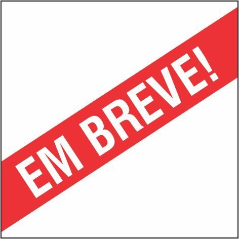 EM BREVE ! FIQUE LIGADO NAS NOVIDADES !