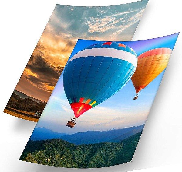 Papel Fotográfico Microporoso Satin 260g/m² - A4  SV3000 - 20 folhas