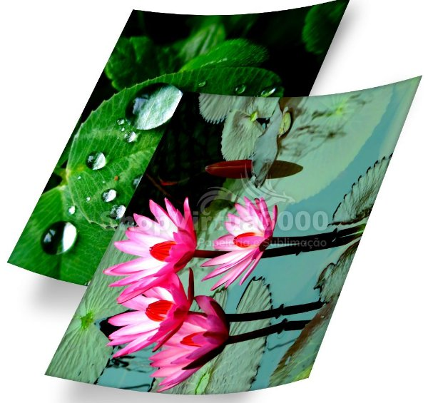 Papel Fotográfico Glossy (SV3000) 230g/m² - A4 (BC-2008) - 20 folhas