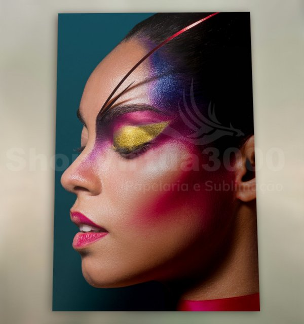 Papel Fotográfico Glossy Dupla Face 230g/m² - A4  ShopVirtua3000 - 20 Folhas