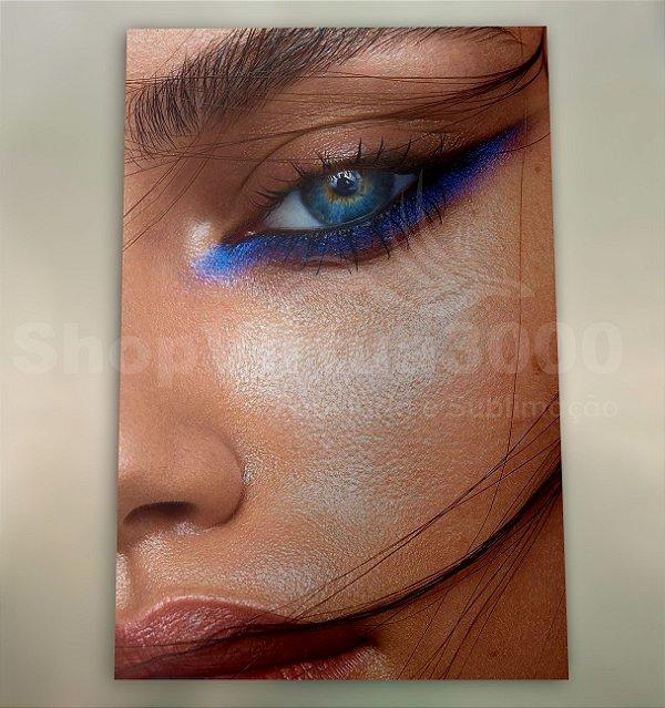 Papel Fotográfico Adesivo Glossy (resistente à água apenas p/ tintas corantes) 135g/m² - A3 (BC-2016) - 100 folhas