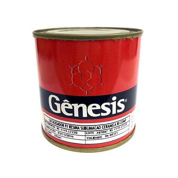 Catalisador P/ Resina para Sublimação Em Cerâmica Bi Componente Gênesis 220ml (RS.1115)