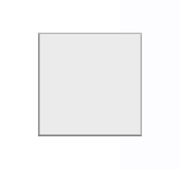 Placa Alumínio Duraluxe - Glossy - 10x10 cm (2894) - 01 Unidade