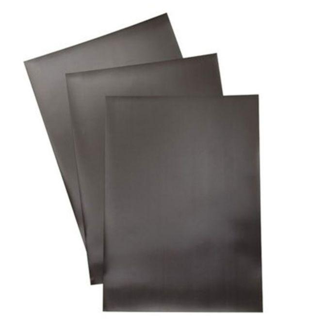 Manta Magnética Sem Adesivo Formato A4 - 0,3mm (P043) - 10 Folhas