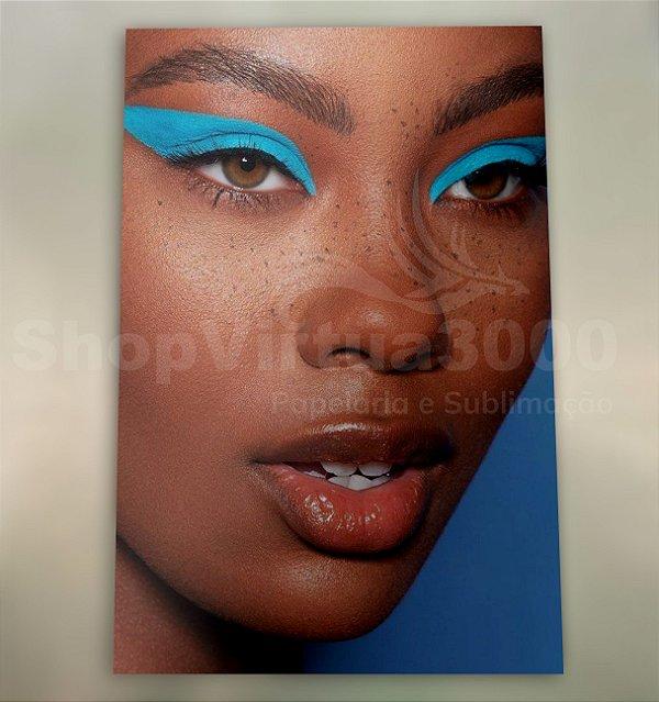 Papel Fotográfico Adesivo Glossy (resistente à água apenas p/ tintas corantes) 90g/m² - A4 (BC-2025) - 20 folhas