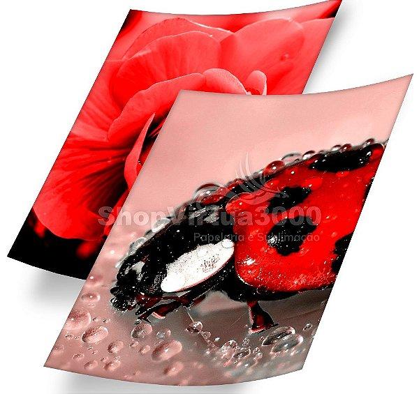 Papel Fotográfico Glossy 135g A3 - Photo Paper (Cód. 08) - 20 folhas