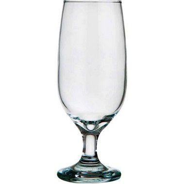 Taça de Vidro Tulipa Crystal Para Sublimação 325ml (2598) - 48 Unidades