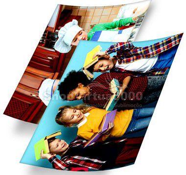 Papel Fotográfico Glossy 180g A4 ShopVirtua3000® (BC-2006) - 100 Unidades