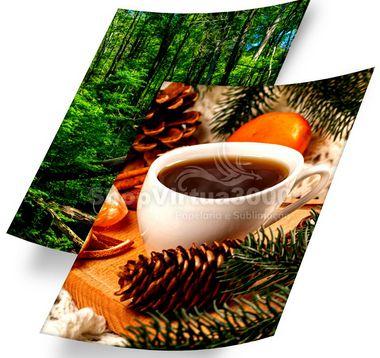 Papel Fotográfico Glossy 180g A4 - Photo Paper (Cód. 27) - 50 folhas