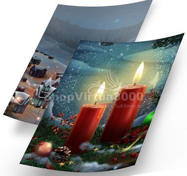 Papel Fotográfico Glossy 260g A4 - Photo Paper (Cód 20) - 100 Folhas