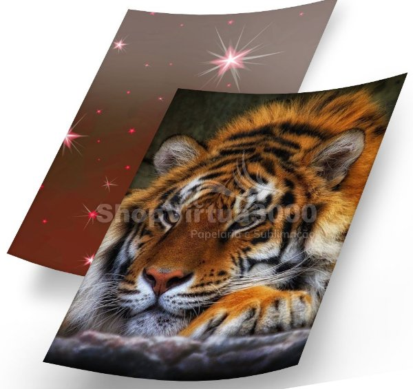 Papel Fotográfico Glossy Dupla Face 160g A4 - Photo Paper (Cód. 09) - 20 folhas