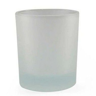 Copo de Vidro Jateado Tipo Whisky 200ml Para Sublimação (3099) - 01 Unidade