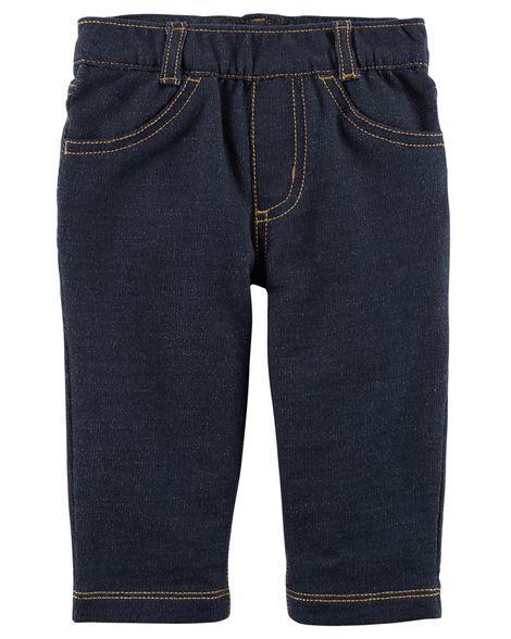 Calça preta Imita Jeans - CARTERS