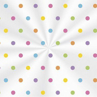 Saco Decorado Colors - 15x22cm - 100 unidades - Cromus - Rizzo