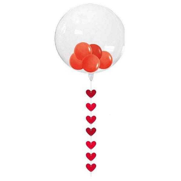 Apliques Decorativo para Balões - 08 unidades - Cromus Festa Romântica - Rizzo