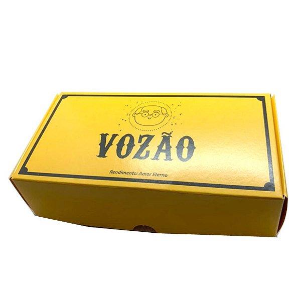 Caixa Practice 8 Doces Vozão Cód 2733 - 10 un. Ideia Embalagens Rizzo
