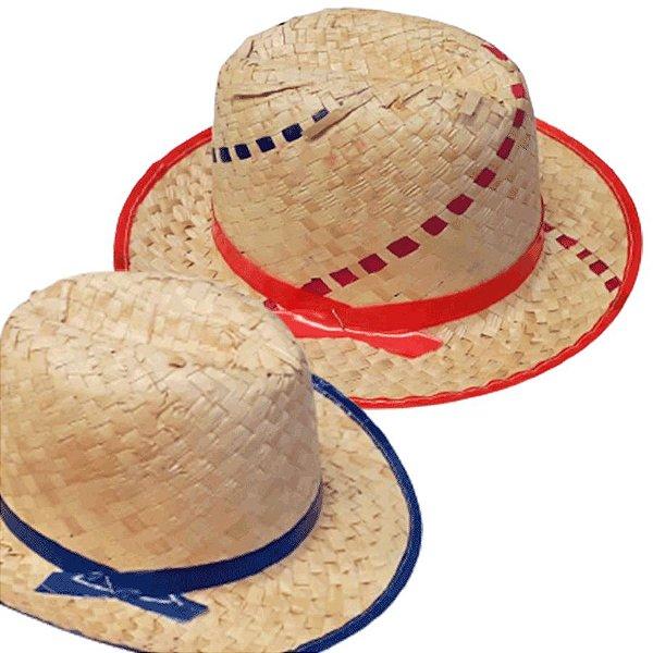 Chapéu de Palha Italiano - 01 Unidade - Rizzo