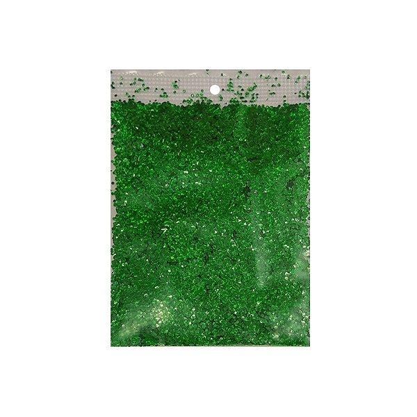 Confete Metalizado para Balão 15g - Verde - Artlille - Rizzo