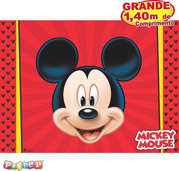 Painel TNT Grande Mickey Mod 2 - 1,40x1,03m - Piffer - Rizzo