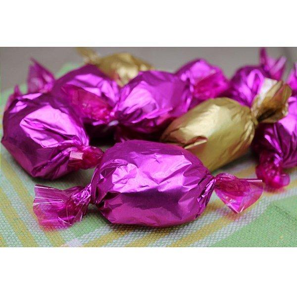 Papel para Bolo Gelado 20x22cm - Pink - 100 folhas - Carber
