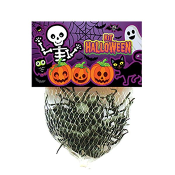 Kit Halloween Aranhas e Formigas de Plástico - 12 Unidades - Brasilflex - Rizzo