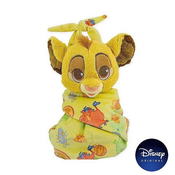 Pelúcia Simba Disney Baby 24cm Rei Leão - Disney Original - 1 Un - Rizzo
