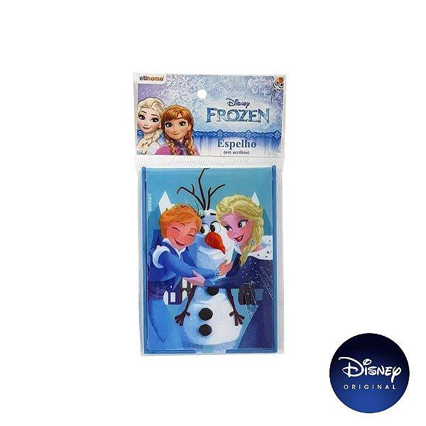 Mini Espelho em Acrílico Frozen - Disney Original - 1 Un - Rizzo