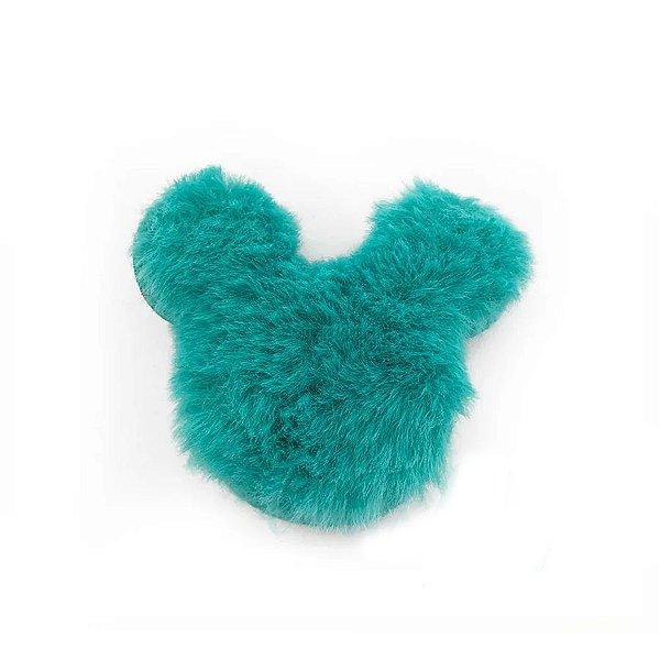 Aplique Urso Pelo Tiffany Decorativo - 2 Un - Artegift - Rizzo