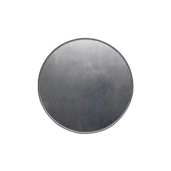 Forma Alumínio Redondo Bolo de Rolo - 25x0,5cm - Goldpan Formas - Rizzo
