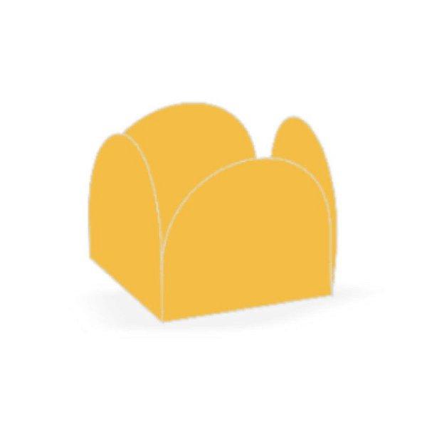 Forminha 4 Pétalas Ouro Cod. 10.60 com 50 un. Nc Toys