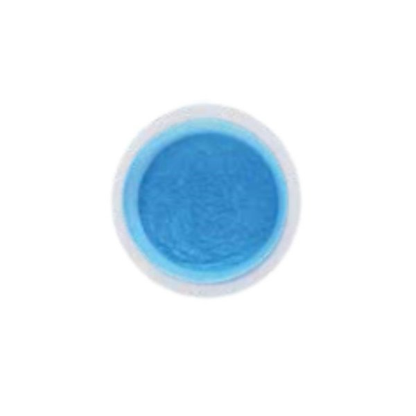 Pó para decoração Azul 10g Mago Rizzo Confeitaria