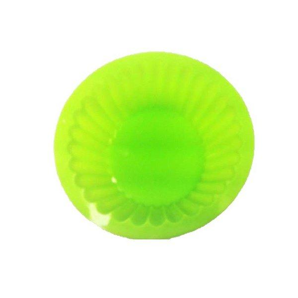 Forma de Silicone Grande CupCake ArtLille Rizzo Confeitaria