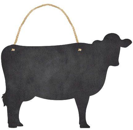 Placa Decor Home Lousa Vaca DHLO-003 Litoarte Rizzo Confeitaria