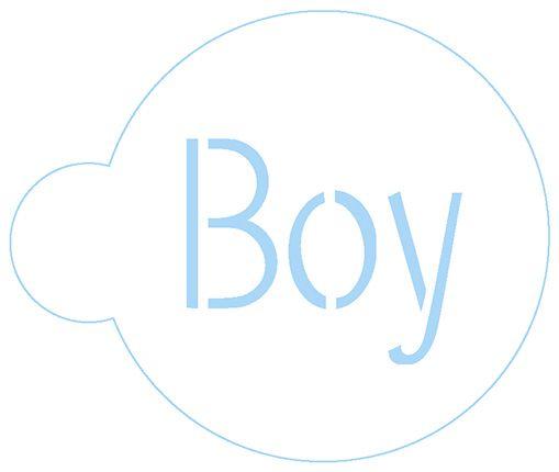 Stencil Boy SC2-019 Litoarte Rizzo Confeitaria