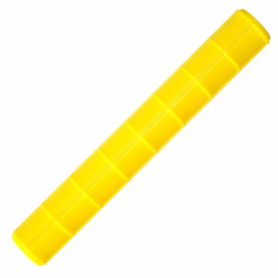 Rolinho Artistico Amarelo Blue Star Rizzo Confeitaria