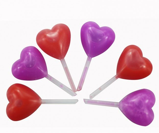 Ampola Saborizante Coração com 50 un. GranChef Rizzo Confeitaria