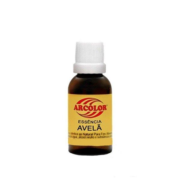Essência Avela 30 ml Arcolor Rizzo Confeitaria
