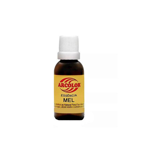 Essência Mel 30 ml Arcolor Rizzo Confeitaria