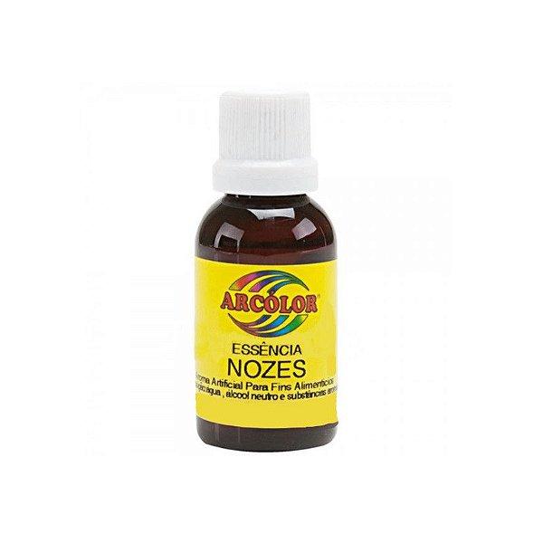 Essência Nozes 30 ml Arcolor
