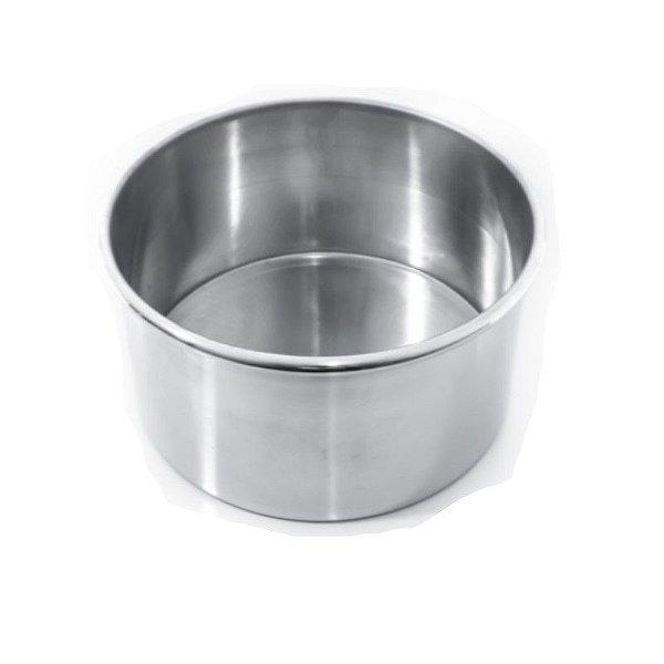 Forma Redonda Fundo Fixo - 35X10cm - Doupan - Rizzo Confeitaria