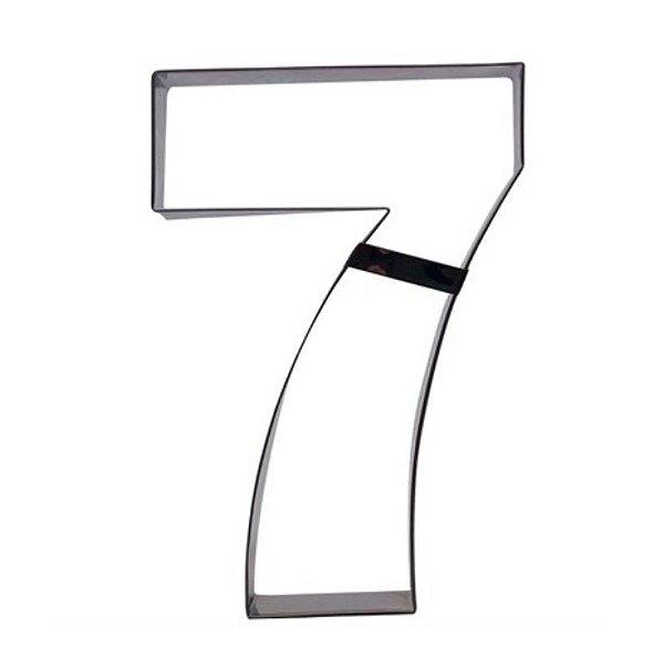 Aro Cortador Número 7 (sete) Doupan Rizzo Confeitaria