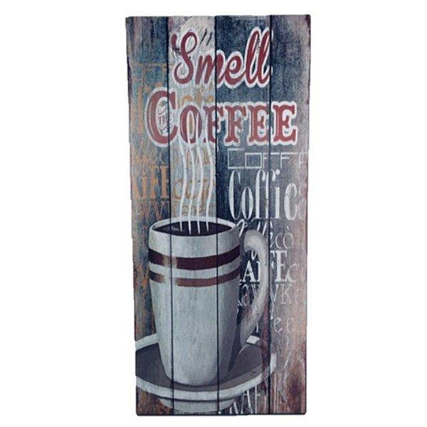 Placa Decorativa Café Mod. 1 Onyx Rizzo Confeitaria