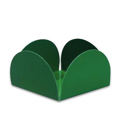 Forminha 4 Pétalas Verde Escuro com 50 un. Miss Embalagens Rizzo Confeitaria